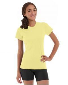 Gwyn Endurance Tee-XS-Yellow